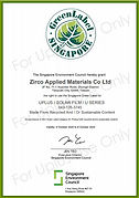 Singapore Green Label Certificate.JPG
