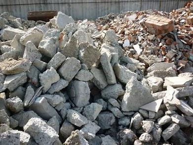 Вывоз бетона