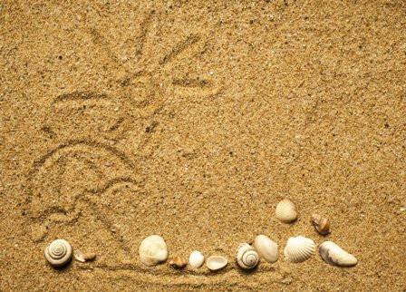 фон песка для презентации зависимости области