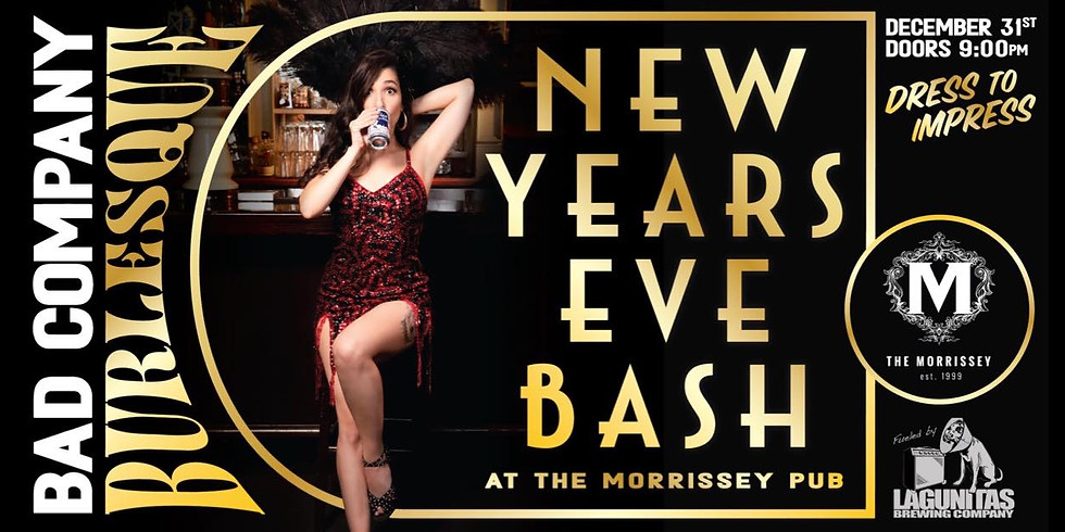 Bad Company Burlesque New Years Eve Bash
