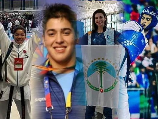 foto: Rocio Vinet, Joaquin Burgos, Luz Pisani, José Acuña
