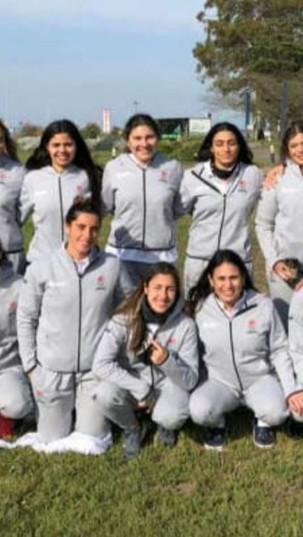 ARRANCA EL NACIONAL DE CLUBES PARA LAS AZULES