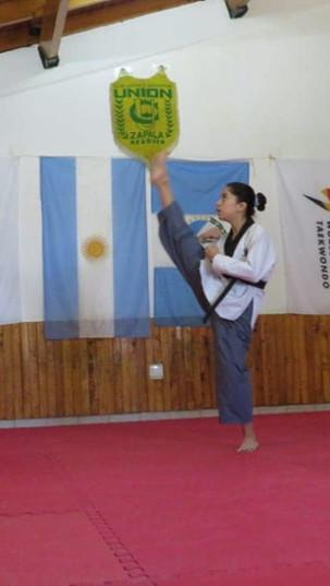 BRONCE NEUQUINO EN EL OPEN ARGENTINO