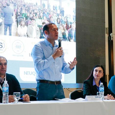 NEUQUÉN PRESENTÓ NUEVOS PROYECTOS DE LEY PARA EL DEPORTE