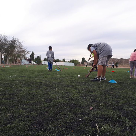AYUDA PARA LOS CLUBES DE BARRIO