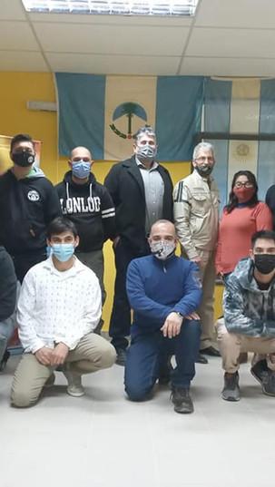 EL TAEKWONDO NEUQUINO RENOVÓ AUTORIDADES