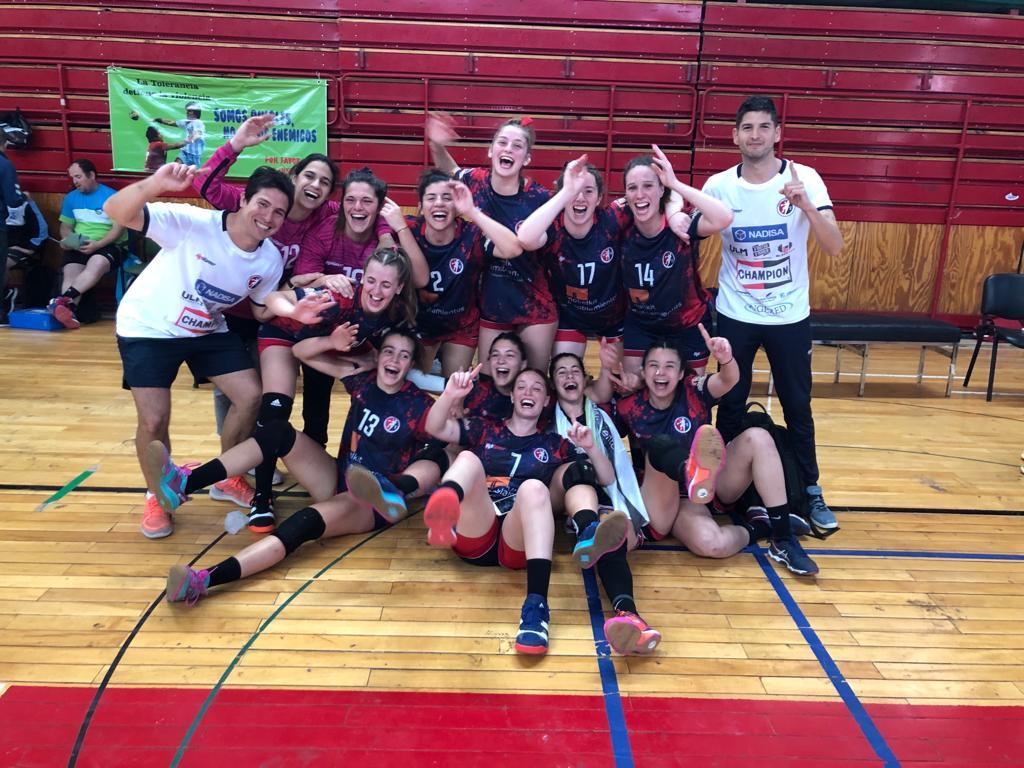 handball damas