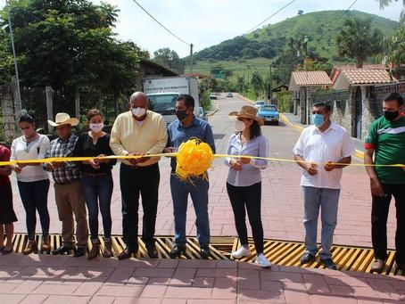 Inauguración de obra