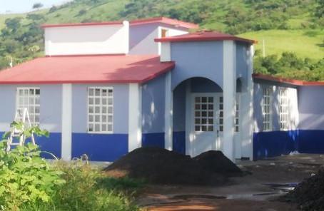 CONSTRUCCIÓN DE COMANDANCIA MUNICIPAL.