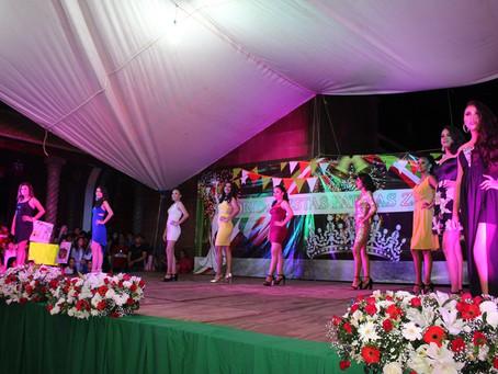 Presentación Señorita Fiestas Patrias Zacazonapan 2019