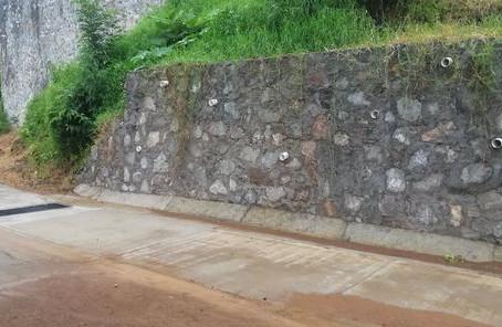 CONSTRUCCIÓN DE DRENAJE PLUVIAL EN CALLE EL MIRADOR.
