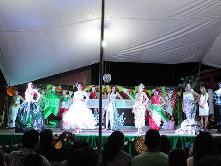 2do Encuentro CertamenSeñorita Fiestas Patrias 2019