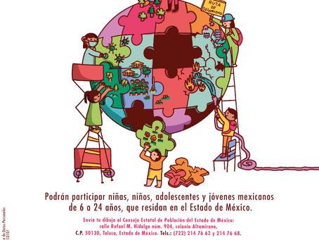 Concurso nacional de dibujo y pintura, infantil y juvenil.