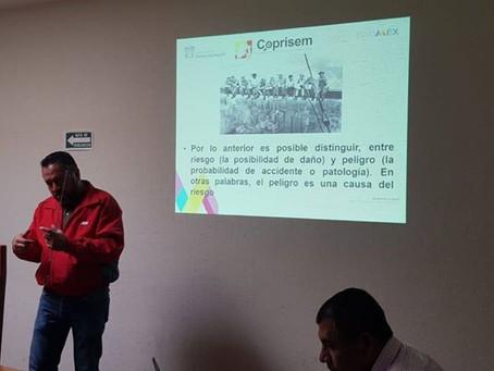 Capacitación Rastro Municipal.