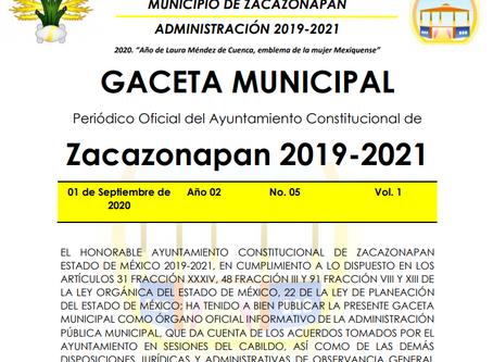3er Convocatoria Sistema Municipal Anticorrupción