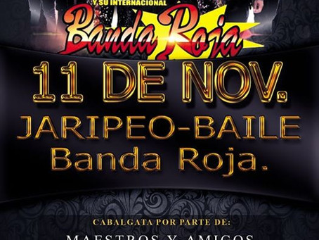 Jaripeo-Baile