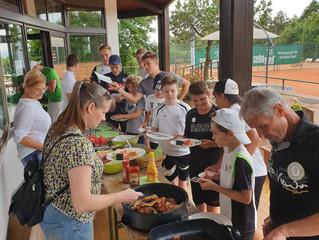 Tenniscamp 2019 Bilder