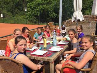 U12 Mädchen Medenspiele 2016