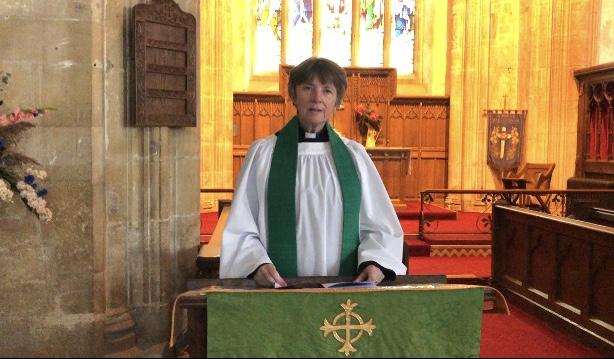 Rev. Rachel Alexander