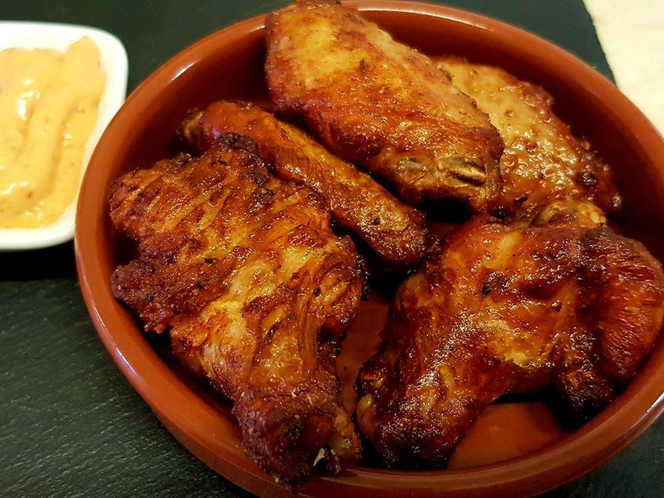 Chicken wings La Caz'amis