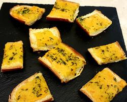 Garlic bread La Caz'amis
