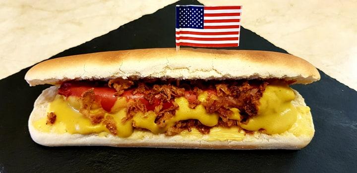 hot-dog La Caz'amis