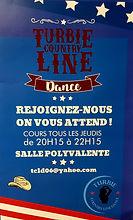 Turbien country Line Dance