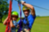 Safety first at Buffalo Mountain Ziplines