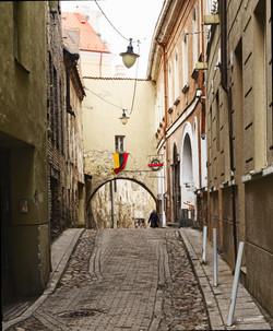 wileńska uliczka