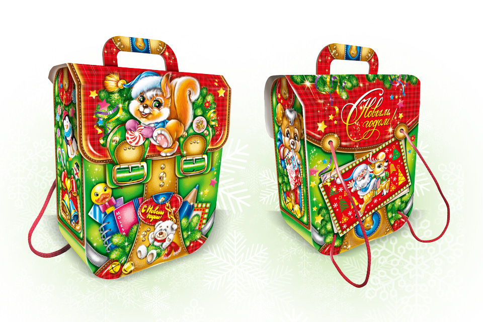Рюкзачок для малышей 1600г