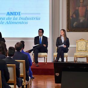 La Cámara de Alimentos de la ANDI y ABACO formalizan su unión a la Gran Alianza por la Nutrición.