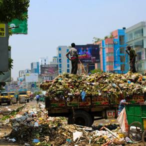 Cada segundo se desechan 41 toneladas de alimentos en todo el mundo.