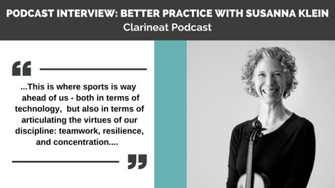 Clarineat Podcast Susanna Klein