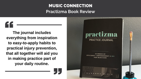 Practizma Journal Review Music Connection
