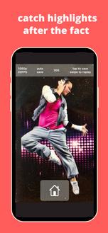 record the past app clipza