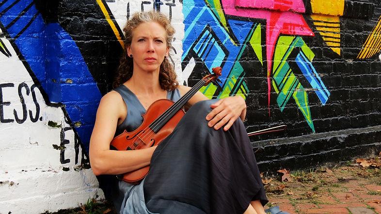 Susana Klein, violin