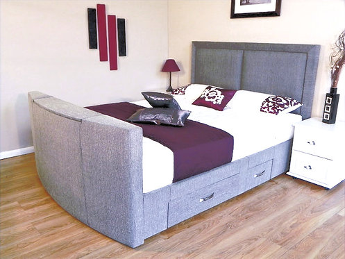 Sherborne TV Bed