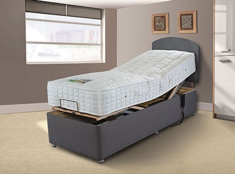 Sleepeezee Gel Comfort Adjustable Bed