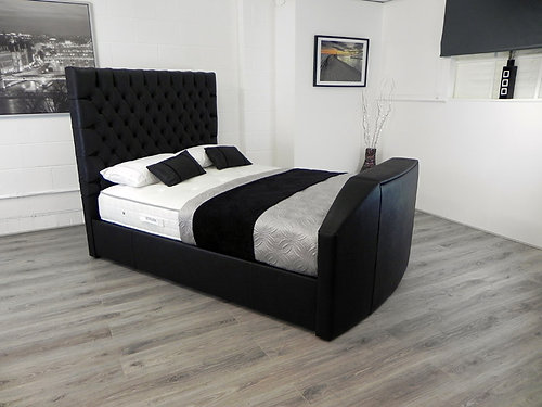 Tv In Bed : How to assemble the medford tv bed youtube