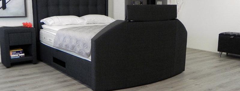 Phenomenal Hudson Ottoman Tv Bed 0 Finance Available Creativecarmelina Interior Chair Design Creativecarmelinacom