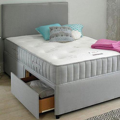 Solo Memory Divan Bed