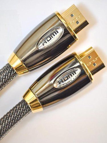 PRO GOLD HDMI CABLE 3m Metres Length