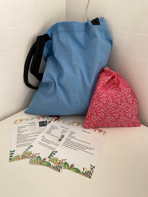 Christmas Activity Bag-Mini Beasts