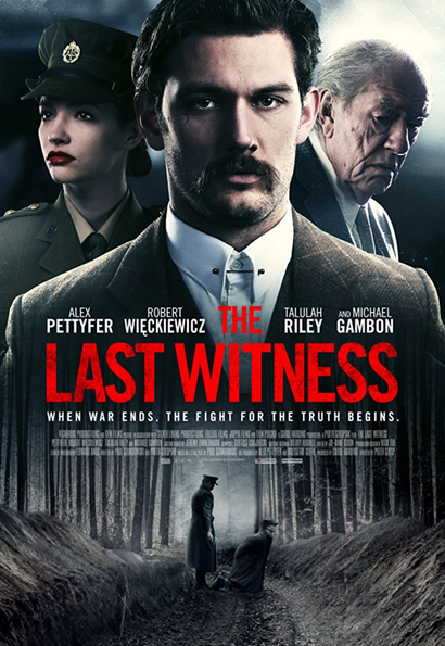 The Last Witness Movie Poster