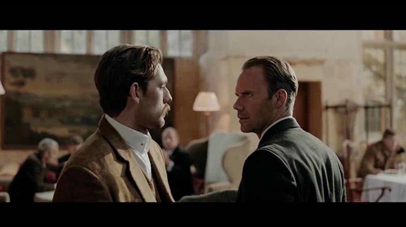 Will Thorp in The Last Witness