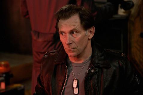 Danny Webb in Doctor Who