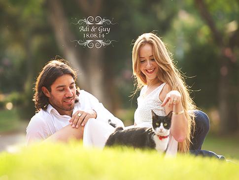Adi & Guy Wedding Album