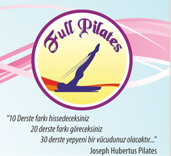full pilates logo