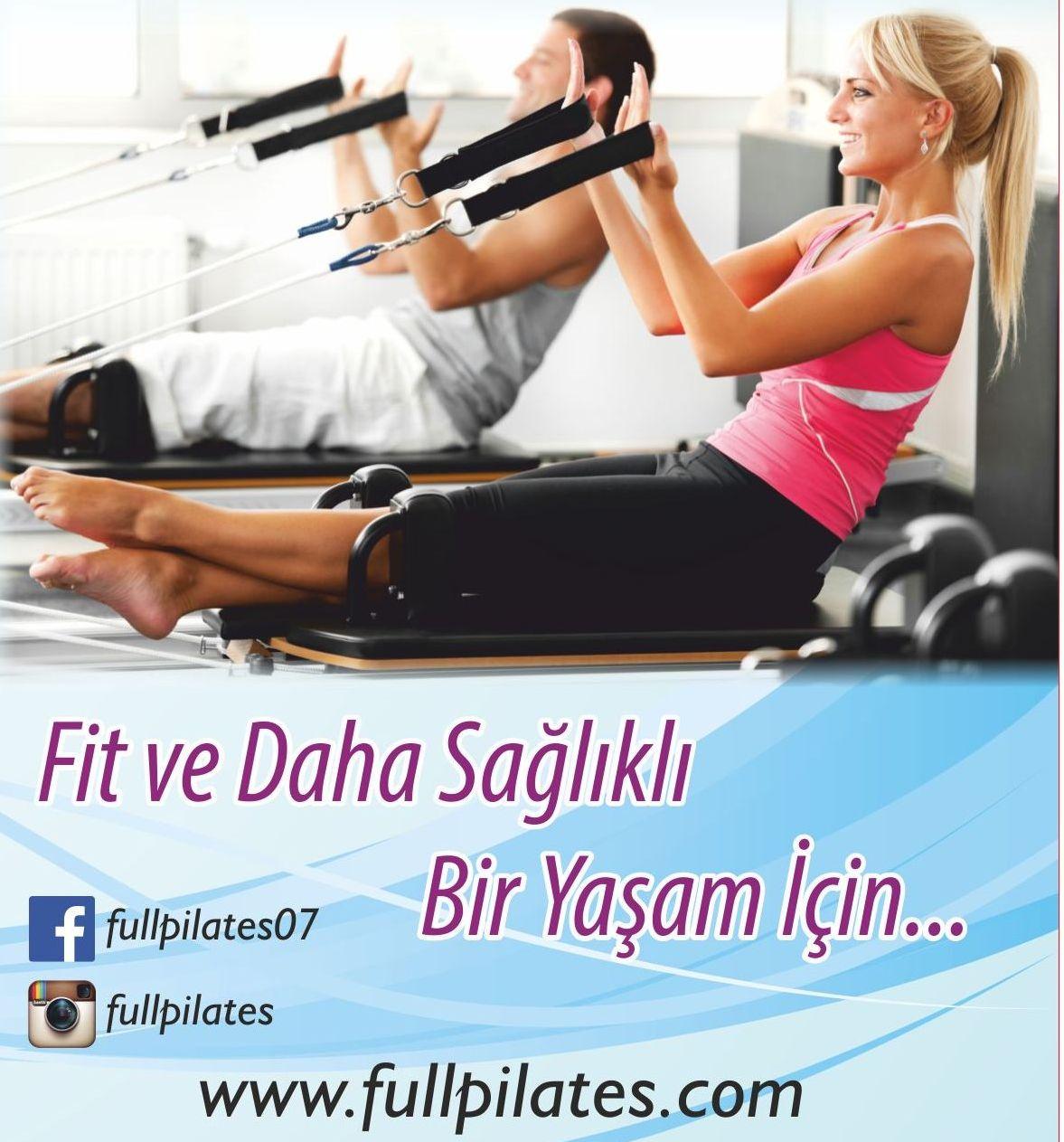 full pilates vizyon