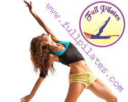 full pilates dansçı